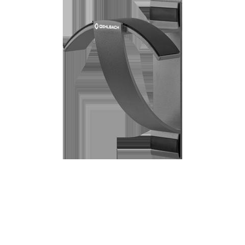 Oehlbach ALU STYLE W1 anthracite, подставка для наушников