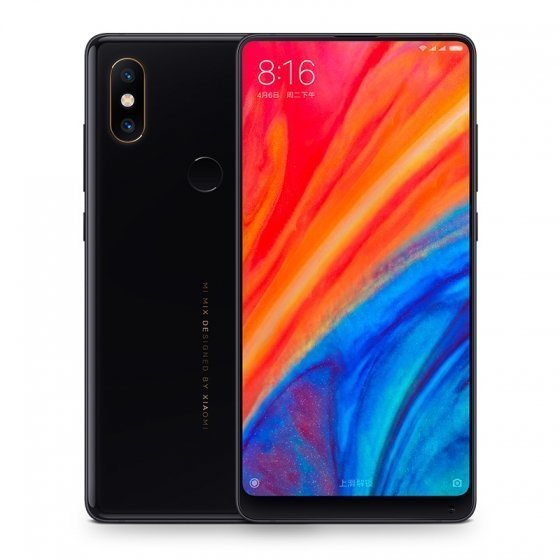 Xiaomi Mi Mix 2S 6Gb/64Gb Black