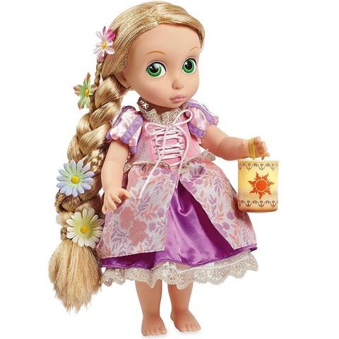 Дисней Рапунцель Аниматор кукла 40 см со светящейся косой