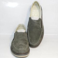 Мужская обувь в стиле casual IKOC 3394-3 Gray.