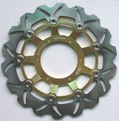 Тормозные диски передние для мотоцикла (2шт.) для Honda CBR600 F4i 01-07