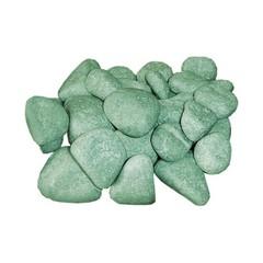 Камни для бани Жадеит шлифованный, 10 кг