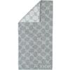 Полотенце 80х150 Cawo-JOOP! Cornflower 1611 серебро
