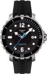 Мужские швейцарские часы Tissot T-Sport Seastar 1000 T066.407.17.057.02