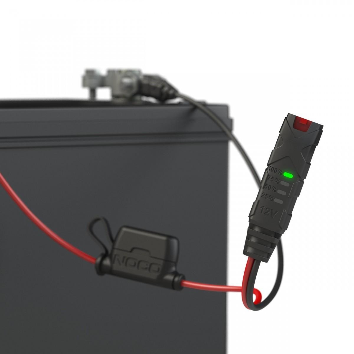 Индикатор уровня заряда АКБ X-Connect Eyelet NOCO GC015