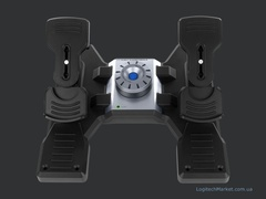 LOGITECH Flight Rudder Pedals [263977]
