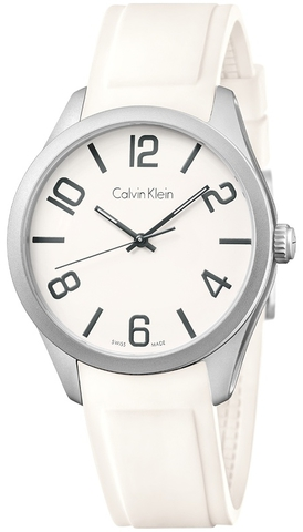 Купить Наручные часы Calvin Klein Colour K5E511K2 по доступной цене