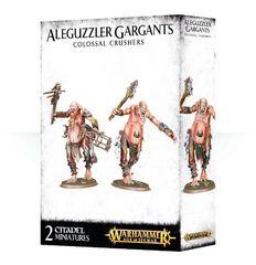 Aleguzzler Colossal Crushers Gargants