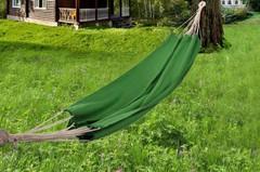 Гамак из льна зеленый  RG15Z
