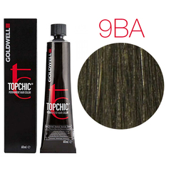 Goldwell Topchic 9BA - Cтойкая крем краска 60мл