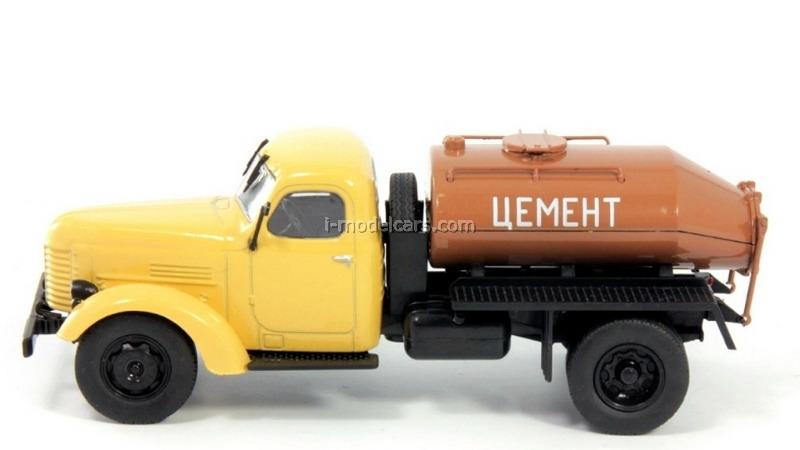 KAZ-601 Cement Carrier USSR 1:43 DeAgostini Service Vehicle #73