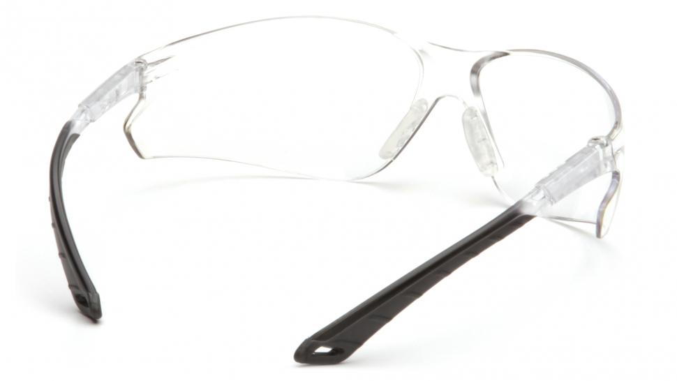 Очки баллистические стрелковые Pyramex iTEK S5810STADJ Anti-fog прозрачные 96%