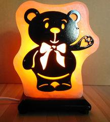 Солевая лампа Мишка 2-3 кг