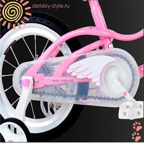 "Велосипед Royal Baby ""Little Swan Steel 14"" (Роял Беби)"