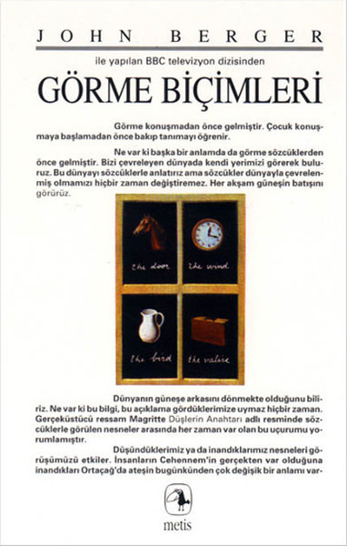 Kitab Görme Biçimleri | John Berger