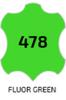 478 Краситель SNEAKERS PAINT, стекло, 25мл. (кристально-зеленый)