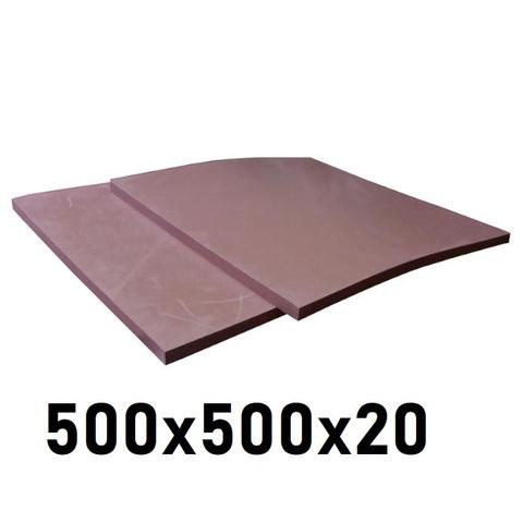 Вибродемпфирующая пластина  Nowelle® mod.3.20 500x500x20