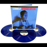 Leadbelly ‎/ Midnight Special (Coloured Vinyl)(3LP)