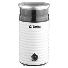 Кофемолка электрическая DELTA DL-94K белая (Р)