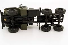 Ural-44202 tractor khaki Elecon 1:43 used