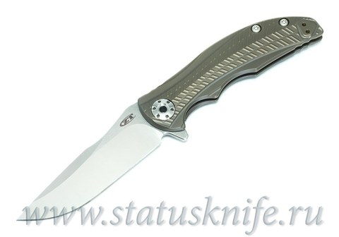 Нож Zero Tolerance 0609 ZT0609 Bronze RJ Martin