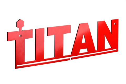 Держатель для медалей Titan (red)