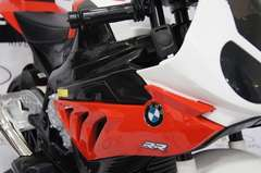 Мотоцикл BMW JT528 Электромобиль детский avtoforbaby-spb