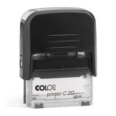 Оснастка для штампов пластик. Pr. C20 14х38мм (аналог 4911) Colop