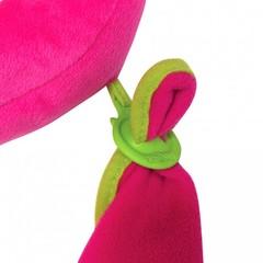 детский подголовник Yondi розовый