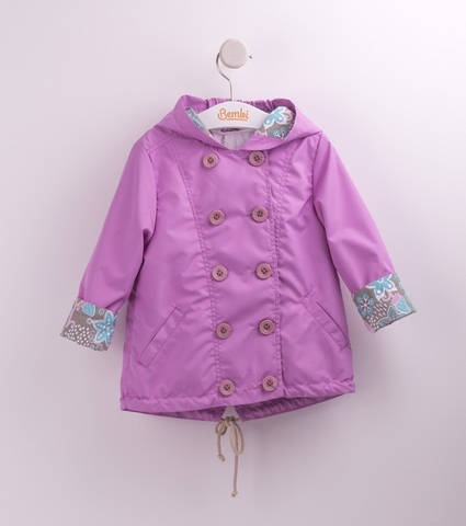 КТ153 Куртка для девочки
