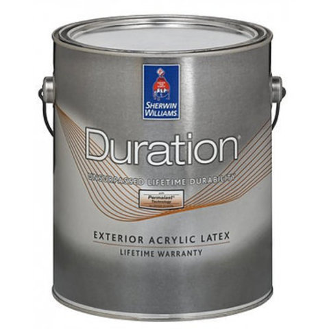 Краска Sherwin-Williams Duration Exterior Latex Flat