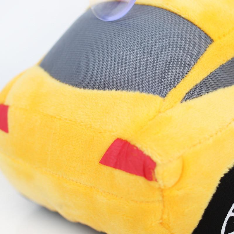 Тачки плюшевые игрушки в ассортименте