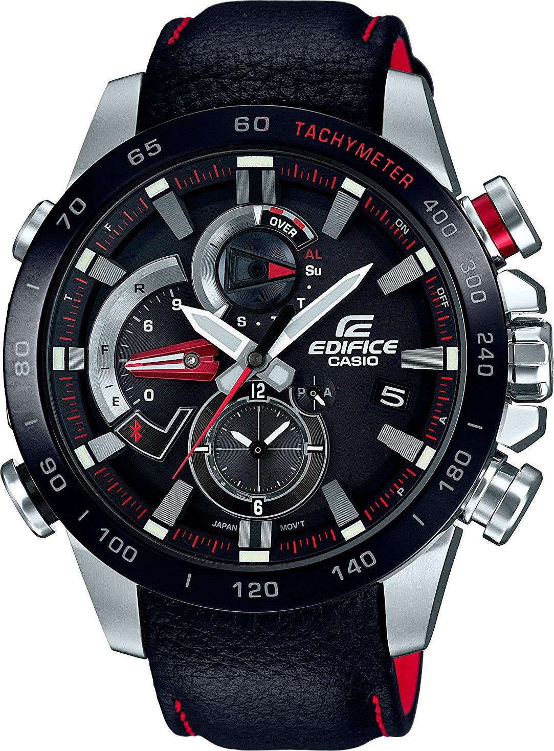 Купить Умные наручные часы Casio Edifice EQB-800BL-1AER по доступной цене  ... 8e92b84d3f0
