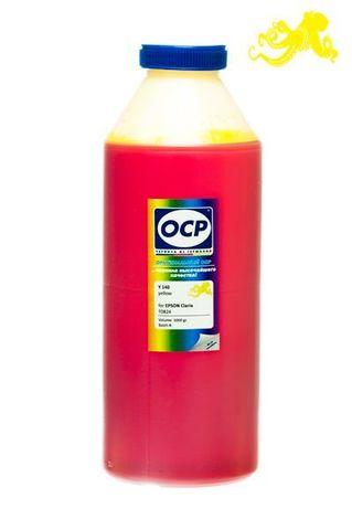 Чернила OCP 155 Y для принтеров Epson L800, 1000 gr