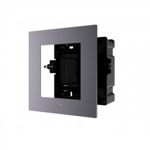 Рамка монтажная на 1 модуль DS-KD-ACF1/Plastic