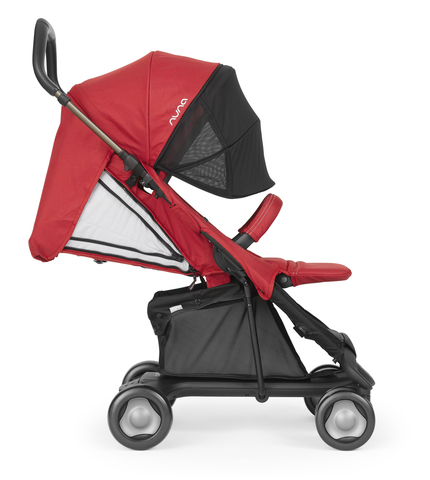 Прогулочная коляска Nuna Pepp Luxx Scarlet