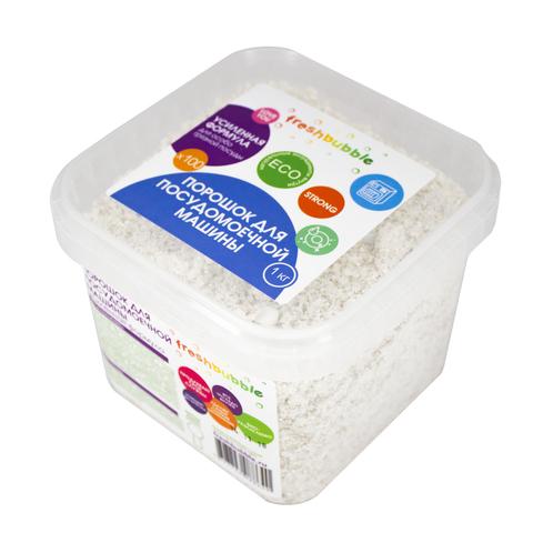 Freshbubble порошок для посудомоечной машины, 1 кг