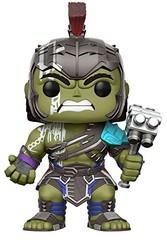 Funko Pop! Marvel: Thor Ragnarok - Hulk Helmeted Gladiato