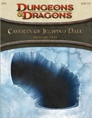 Icewind Dale Dungeon Tiles