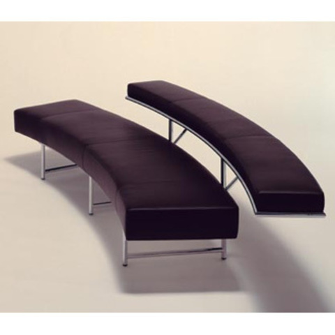 скамейка Eileen Gray Montecarlo Bench