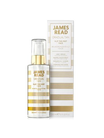 James Read Спрей для лица с эффектом загара H2O Tan Mist Face