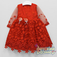 Платье 92-110 (поштучно)