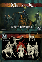 Relic Hunters. Lucas McCabe Box Set