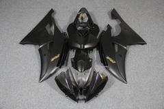 Комплект пластика для мотоцикла Yamaha YZF-R6 08-15 Черный COLOR+