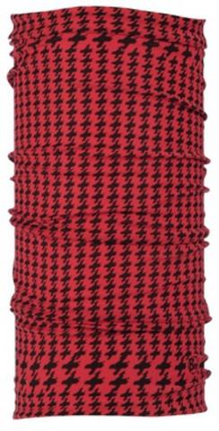 Многофункциональная бандана-труба Buff Pota Red