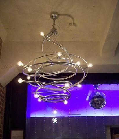 Chandelier BODNER chandeliers 01-16