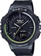 Наручные часы Casio Baby-G BGS-100-1A с шагомером