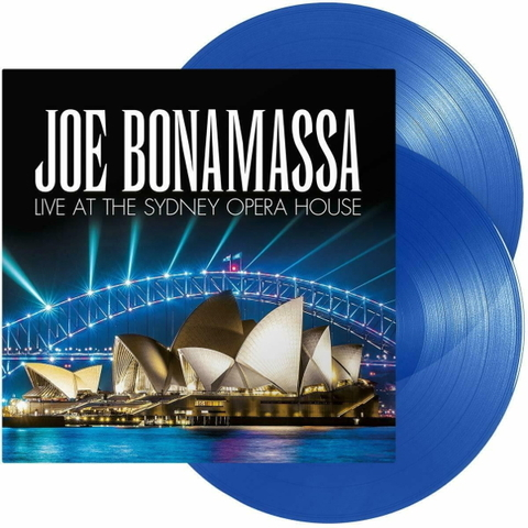 Joe Bonamassa / Live At The Sydney Opera House (Coloured Vinyl) (2LP)