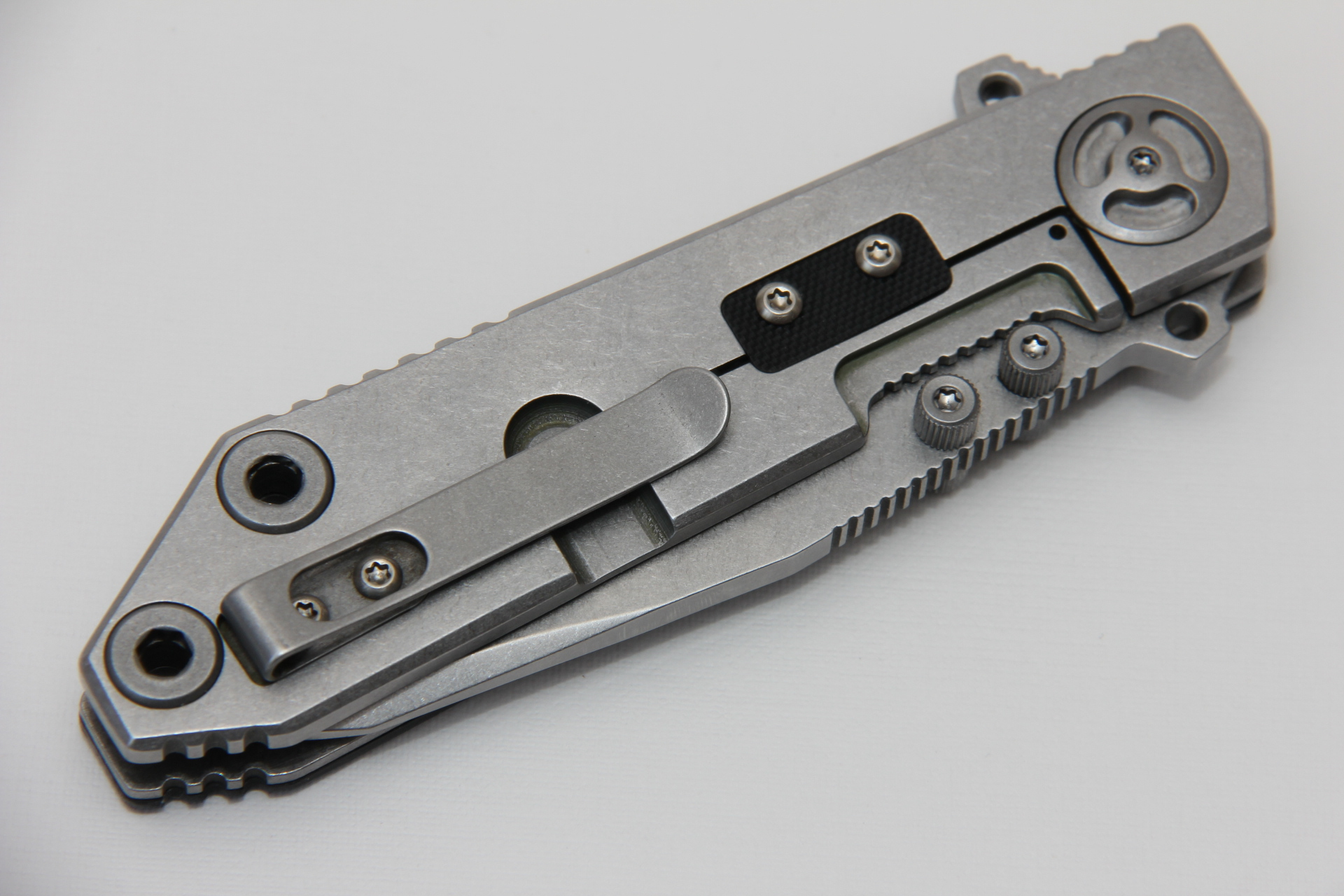 Нож Quartermaster Higgins Tanto QTR8
