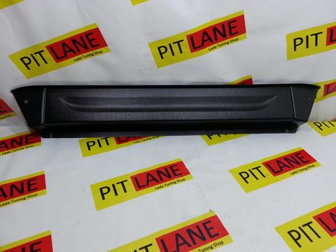 Накладка на усилитель кузова в багажнике Лада Веста